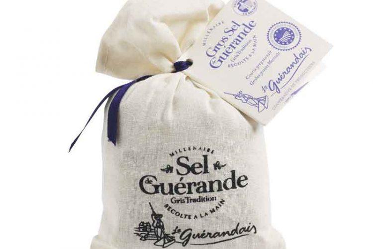 packshot alimentaire gros sel Le Guerandais